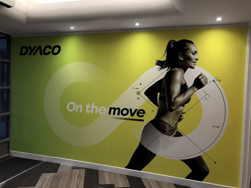 Dyaco grows UK business with new headquarters and key appointment
