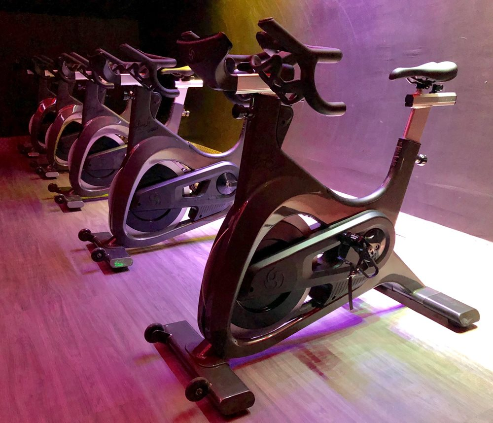 Dyaco UK launches the Johnny G Spirit Bike at Feelgood Fitness